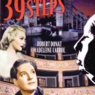 Alfred Hitchcock Presents 39 Steps DVD