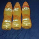 Lot of 3 Neuro Sleep Drink Aide Suppliment