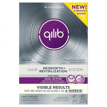 Galderma Qilib Hair Regrowth Revitalization For Men