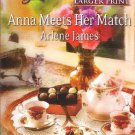 Anna Meets Her Match (Chatam House, Bk 1) (Larger Print)