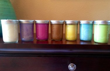 8oz 100% Soy Candles