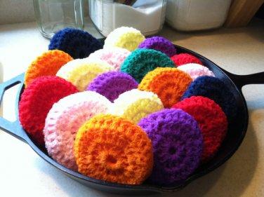 Scrubbers crochet
