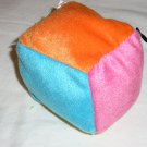 "Dog Toy - Geo Shaped 4"" Cube"