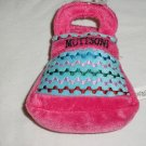 """Designer"" Dog Toy - Muttsoni Purse - Small"