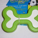 Dog Toy - Good Breath Bone - Green