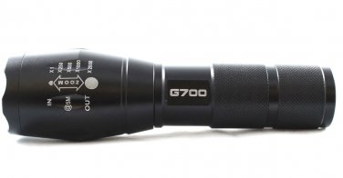 Incredible Military Issued Flashlight Now Available to Public