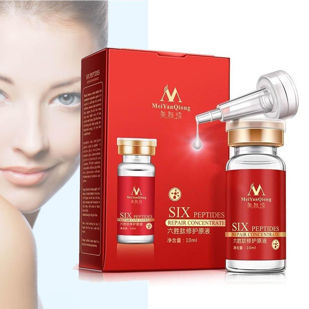 Face Anti Winkle Serum TS - Argireline + Aloe Vera + Collagen Peptide Rejuvenation