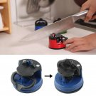 Sharpener  Grinder Secure Suction Chef Kitchen Sharpening Tool F4