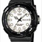 CASIO MRD201WJ-7EV MENS VINTAGE CLASSIC DIVER'S SPORTS WATCH RESIN BAND 200M NEW