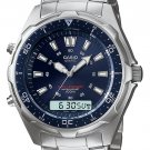 Casio Men's AMW320RD-2AV Sport Alarm Ana-Digi Blue Dive Watch