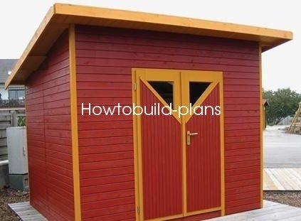 Plans How To Custom Build Your Own Half Trusses On Lean To