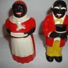 Aunt Jemima Vintage Salt & Pepper Shaker 1950s