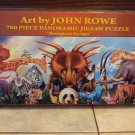 "John Rowe ""Throughout the Ages"" Dinosaurs and mammals - 700 piece puzzle - NEW"