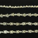 Sterling Silver 7in Bracelets Qty 4