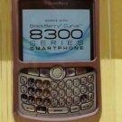 Platinum BAC19SP Case for BlackBerry Curve 8300 - metal