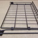 Wire Shelves 24in x 13in Lot of 2 Industrial Strength