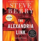 The Alexandria Link: A Novel 5 CD Audio Book