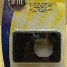 Init NT-CA125 Silicone Camera Case for Sony W120 (black