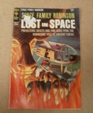 Gold Key Comics - 10031-710 October - Space Family Robi