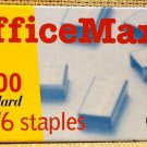 Office Max OM-1005 Standard Staples