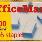 Office Max OM-1005 Standard Staples