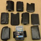 SmartPhone Device Holders Some Leather Batch of 10