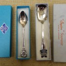 Collectable Miniature Spoons (2)