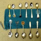 Collection of Miniature Spoons (11)