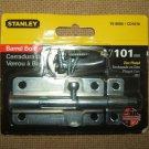 "Stanley Barrel Bolt 4"" 75-8080 Zinc Plated"
