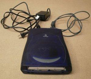 iomega CDRW9602EXT3  CD-RW External CD ROM
