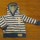 L.O.G.G. H&M Hoody Sweatshirt Boy 1-2Y Cotton RN0101255