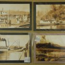 The Old Photo Chest of America 10x7 in Prints Qty 4 Item O