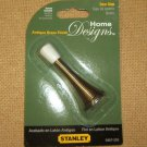 Stanley S807-255 Door Stop Antique Brass Finish