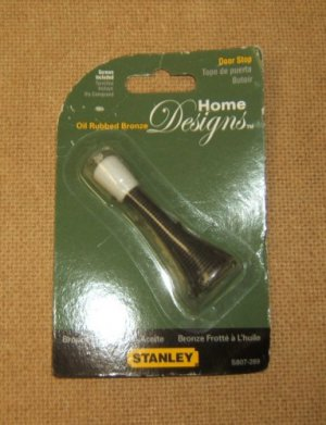 Stanley 5807-289 Door Stop Oil Rubbed Bronze