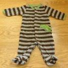 Carter's Footed Pajamas Boy NB Cotton Poly 16429195999