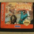 Eternal Champions for Sega Genesis