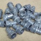 Bridgeport 582-DC Combination Coupling for 3/4in EMT Conduit Box of 24