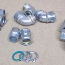 Assorted Conduit Fittings 1in Lot of 17