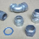 Assorted Conduit Fittings 1 1/4in Lot of 6