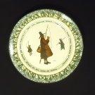 Royal Doulton D2312-15 Isaac Walton Wear Fisherman Plate 10 1/2in Earthenware