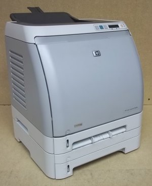 HP Color LaserJet 2600n Color Printer
