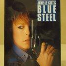 MGM Blue Steel VHS Movie  * Plastic *