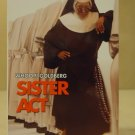 Touchstone Sister Act VHS Movie  * Plastic *