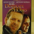 MGM Desperate Hours VHS Movie  * Plastic *