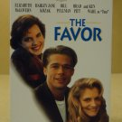 MGM The Favor VHS Movie  * Plastic *