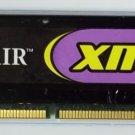 Corsair 512MB DDR2 SDRAM 667MHz DDR2-667/PC2-5300 240-pin * CM2X512-5400C4 Plastic *