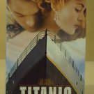 Paramount Titanic VHS Movie  * Plastic *