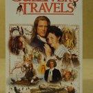 Hallmark Gulliver's Travels VHS Movie  * Plastic *