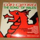 Sain Can Cymru The Songs of Wales 1079A Vintage Plastic