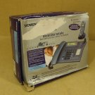 Siemens Complete 2-Line Cordless Communications System Gigaset 8825 Plastic